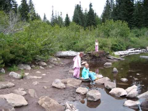 Mirror Lake Oregon For Kids First Backpacking Trip