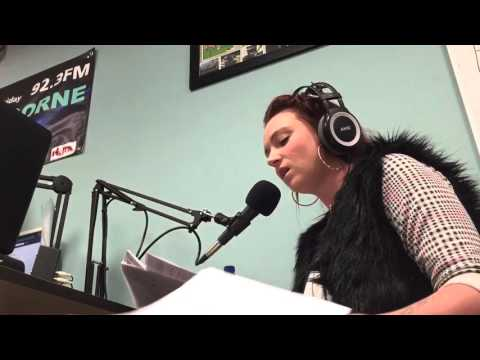 Stacey Leighann Scores 32 Songs In 120 Seconds To Claim Top Spot