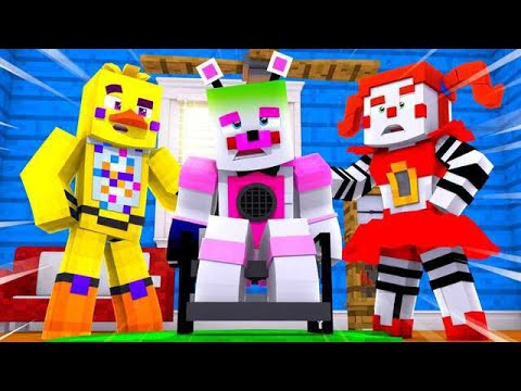 Funtime Freddy is Homesick! Minecraft FNAF Roleplay