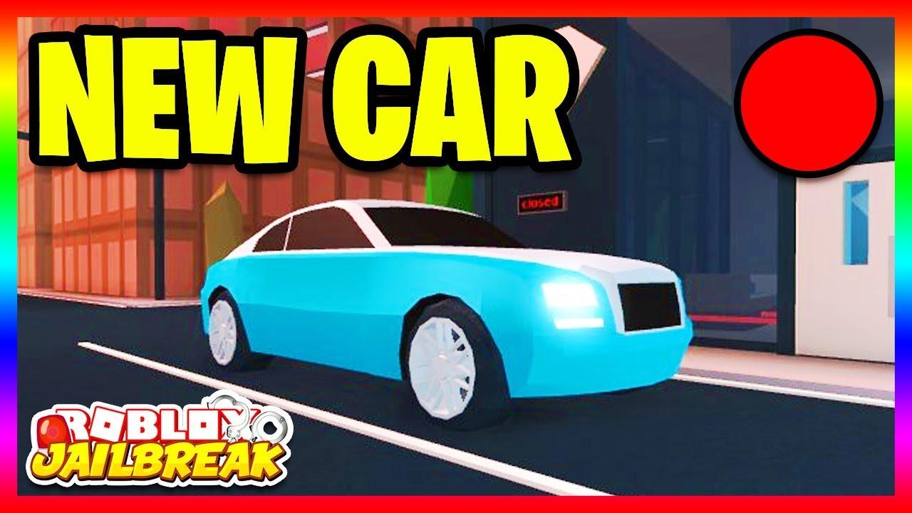 New Car Rolls Royce Wraith Roblox Jailbreak New Update Info - this hacker hacked jailbreak and deleted it m07t3m roblox jailbreak