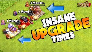 HERO UPGRADES FOR A MONTH!?