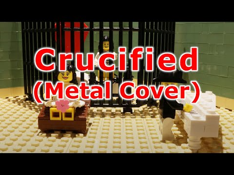 Army of Lovers - Crucified (Metal Cover by Ben Blutzukker feat. Liv Kristine)