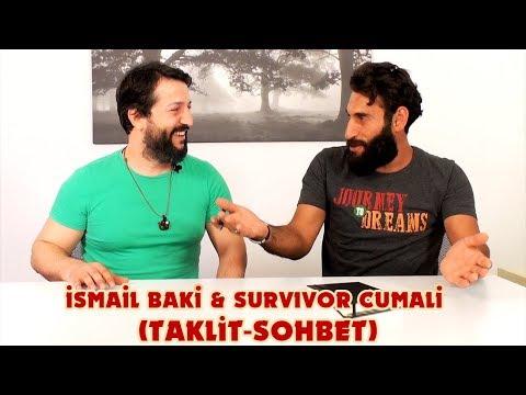 Survivor Cumaliden Vartolu Taklidi!  İsmail Baki & Cumali Akgül