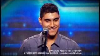 Emmanuel Kelly + Top 12 Perform - X Factor Australia Grand Final Decider 2011 - YouTube.flv