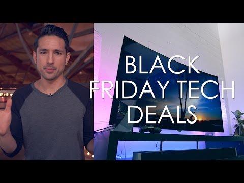 The BEST Black Friday Tech Deals! (2015)