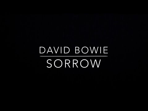 David Bowie - Sorrow Lyrics