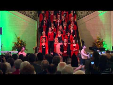 Haka In Northern Irish Parliament Chur
