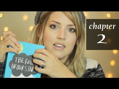 ASMR | Chapter 2 Reading of The Fault in Our Stars
