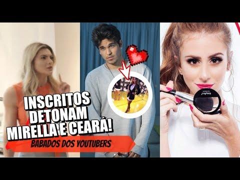 Canal Mirella Santos LEVA CR1TIC@AS, Gusta NAMORANDO! e mais!