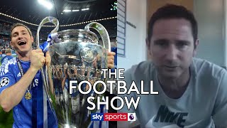 Frank Lampard relives Chelsea's 2012 Champions League Win! | The Football Show
