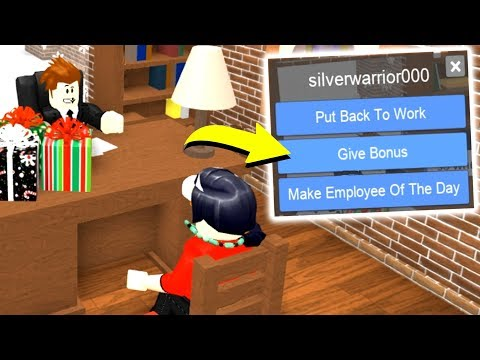 FIRING PEOPLE AS MANAGER! (Roblox Work At A Pizza Place)