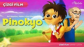 Pinokyo Çizgi Film Türkçe Masal 13 | Adisebaba Çizgi Film Masallar