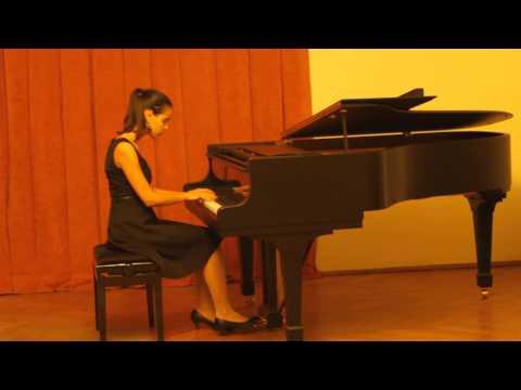 L. van Beethoven-Sonata no.3 C dur, 1st mov.   Marina Simeonova