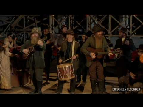 ZZ Top-Doubleback Country version. Back to the future part III Country song