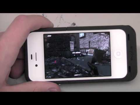 Black Ops Zombies iOS Glitches - Super Easy Barrier Glitch on Kino by Double-Tap Perk