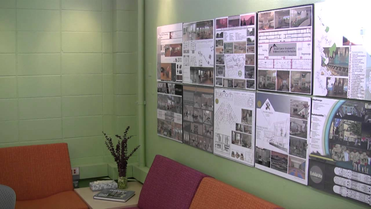 Colorado State University Interior Design D Lab A Collaborative Learning Experience Youtube