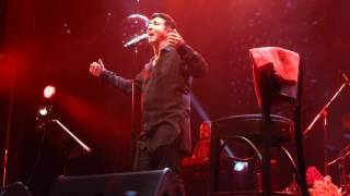 Marc Almond  - The Storks (Rasul Gamzatov song) 9.10.2015 live @Yotaspace in Moscow