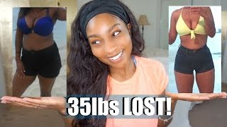 LOSE WEIGHT FAST: WITH LITTLE TO NO EXERCISE| What's in My Fridge & Cabinets