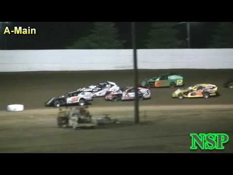 July 8, 2017 Modifieds A-Main Grays Harbor Raceway
