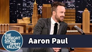 Aaron Paul Vandalized New York City and Crashed a Prom