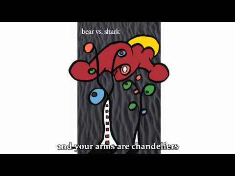 Bear vs. Shark - Ma Jolie (Synced Lyrics/Best Quality)