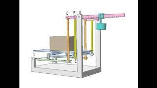 Platform weighing scale 2