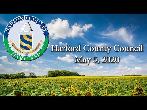 Harford County Council LSD 20-015 (May 5, 2020)