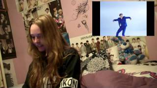 "Writer Oh's Awkward reaction: Exo's ""Love me right~ romantic universe~"" Japanese PV short vers."