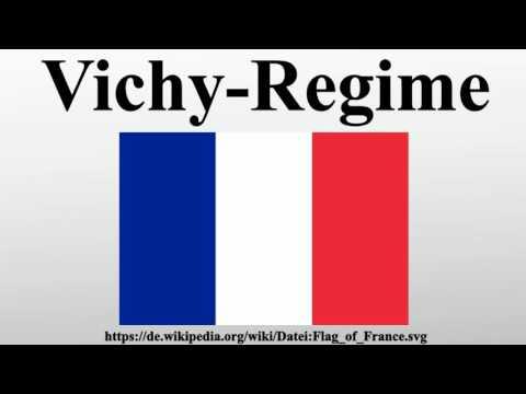 Vichy-Regime
