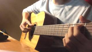[parody] Soái ca(super hero) - Bảo Uyên | Chịcher Hero - Guitar cover