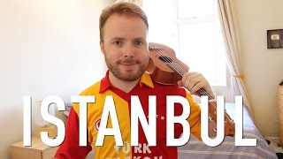 Istanbul (Not Constantinople) - They Might Be Giants Ukulele Tutorial (TMBG)