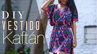 Cómo Hacer un Caftan | Kaftan Dress (Trazo y Confección)