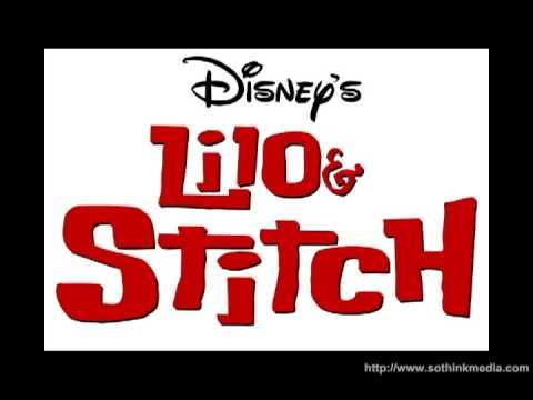 Lilo & stitch-Aloha e komo mai