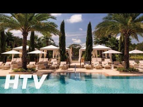 Four Seasons Resort Orlando at Walt Disney World Resort, Hotel