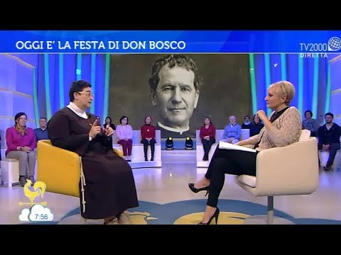 Don Bosco, Santo guidato da Maria SS. Ausiliatrice