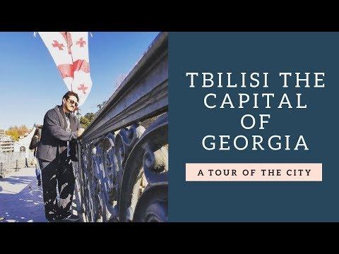 Trip to Tbilisi (Georgia)