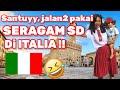 Ngakak kaum misqueen  Main di Italia pakai SERAGAM SD