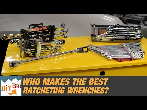 The Best Ratcheting Wrenches | Wrench Set Tool Review
