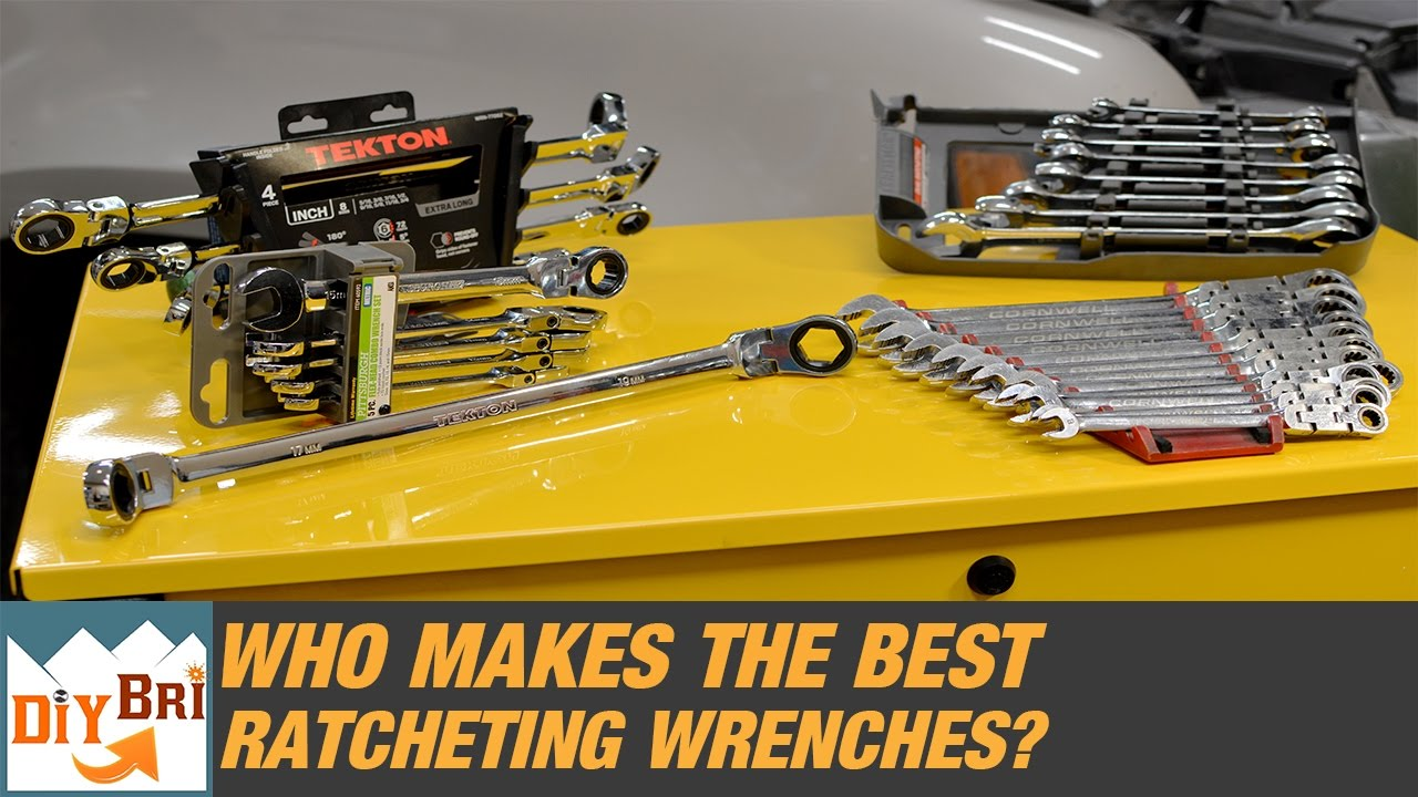 the best ratcheting wrenches wrench set tool review youtube. Black Bedroom Furniture Sets. Home Design Ideas