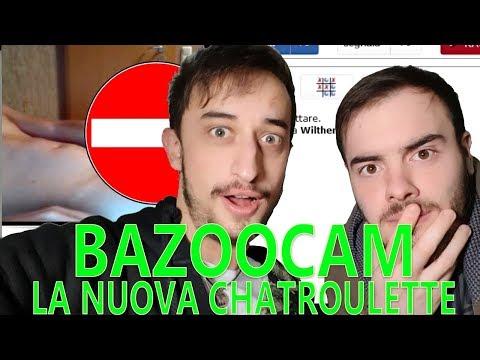 BAZOOCAM LA NUOVA CHATROULETTE ALL'ITALIANA