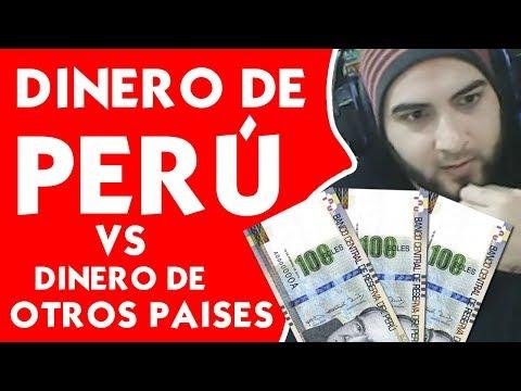 DINERO EN PERÚ - SOL PERUANO VS PESOS, DOLARES, EUROS Y DINERO DE TODO EL MUNDO EN EL 2019