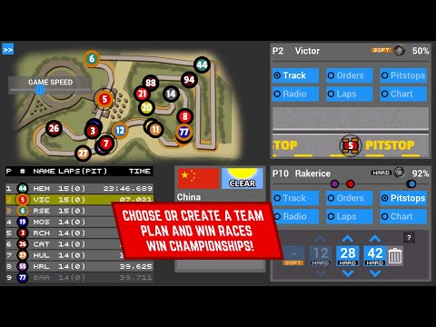 FL Racing Manager 2016 Release Trailer!
