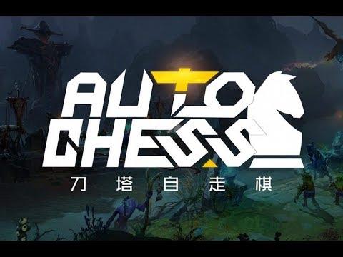Let's Play:  Dota Auto Chess! - Episode 12 [Wait...what?? HAHAHAHAH]
