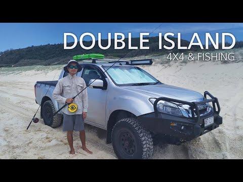Double Island Point - Teewah Beach Fishing And 4x4 Day Trip