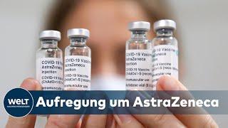 BÖser verdacht: hirnvenen-thrombosen - impfung von frauen unter 55 mit astrazeneca ausgesetzt