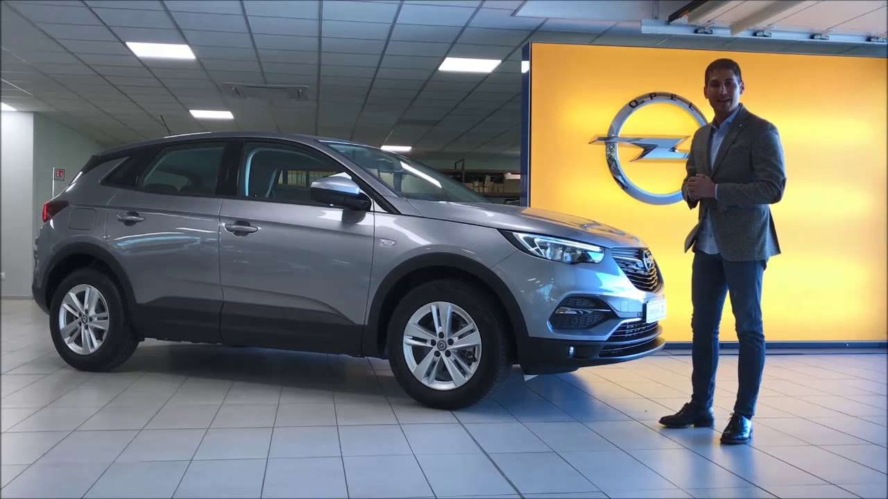 opel grandland x advance il nuovo suv di opel youtube. Black Bedroom Furniture Sets. Home Design Ideas