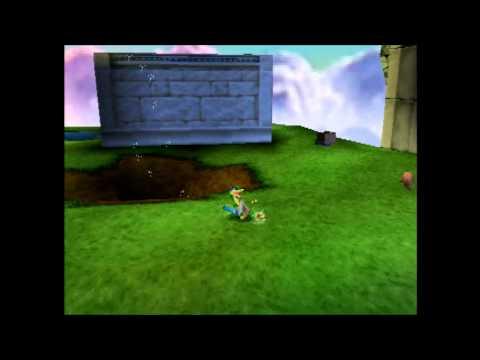 Gex 3: Deep Cover Gecko 100% - Mythology Network #2