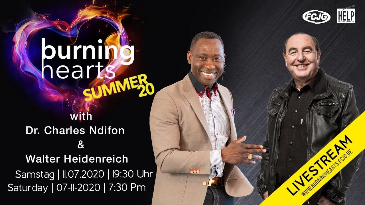 Burning Hearts Summer - Session 5 | Charles Ndifon