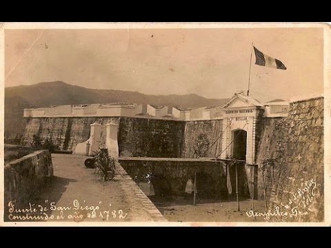 Victor Hugo Jasso: Museo Histórico de Acapulco Fuerte de San Diego