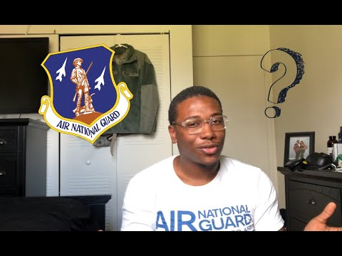 Don't Join The Air National Guard Until You Watch This...